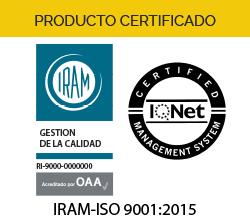 780ie Certificación ISO 9000