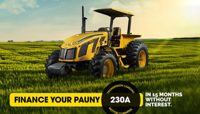 PAUNY AT EXPO AGRO 2018: LAND OF OPPORTUNITIES