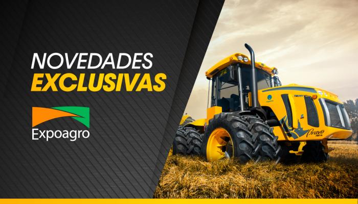 PAUNY LLEGA A EXPO AGRO 2020 CON EXCELENTES PLANES DE FINANCIACIÓN, NUEVO PRODUCTO Y MÁS SORPRESAS